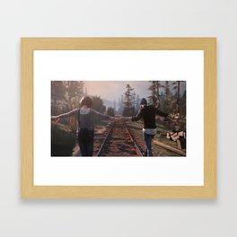 Life Is Strange 2 Framed Art Print