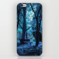 Blue Forest  iPhone & iPod Skin