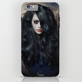 Behind you iPhone Case