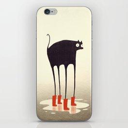 Wellies! iPhone Skin