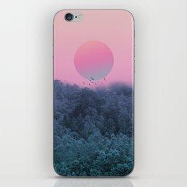 Landscape & gradients IV iPhone Skin
