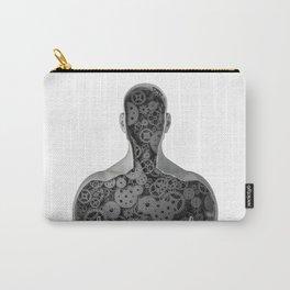 Clockwork human Carry-All Pouch