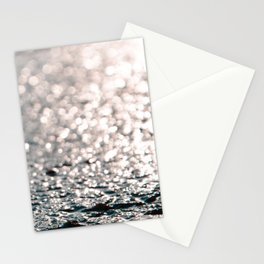 Shiny water Stationery Cards