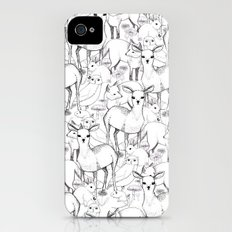 Woodland Slim Case iPhone (4, 4s)
