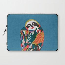 Nordic Sloth Laptop Sleeve