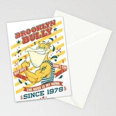 Brooklyn Bully Stationery Cards