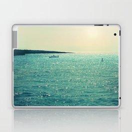 Sea is Always in your Mind Laptop & iPad Skin