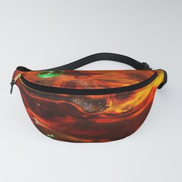 Fire Water Mystery Fanny Pack