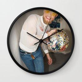 Party Stuff Wall Clock