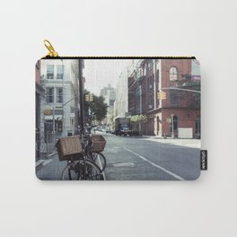 Bikes in Soho Carry-All Pouch
