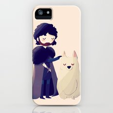 Night Gathers iPhone (5, 5s) Slim Case