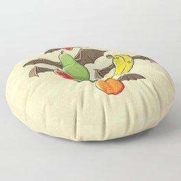 Fruit Bats Floor Pillow