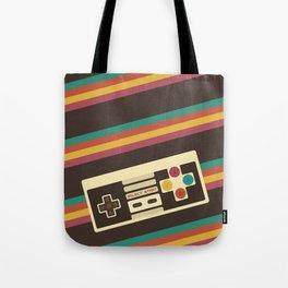 Retro Video Game 2 Tote Bag