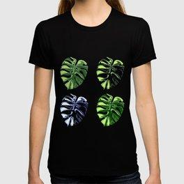 illustration of monstera deliciosa T-shirt