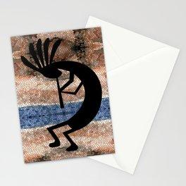 Kokopelli Southwest Desert Stationery Cards