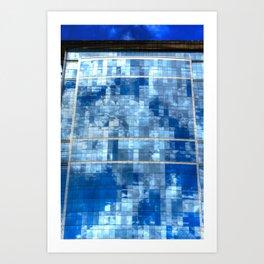 'Clouds' Art Print