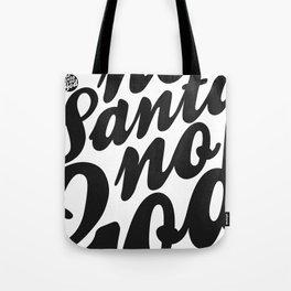 NSNG Pattern B&W Tote Bag