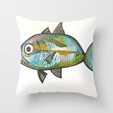 Pescefonico Throw Pillow
