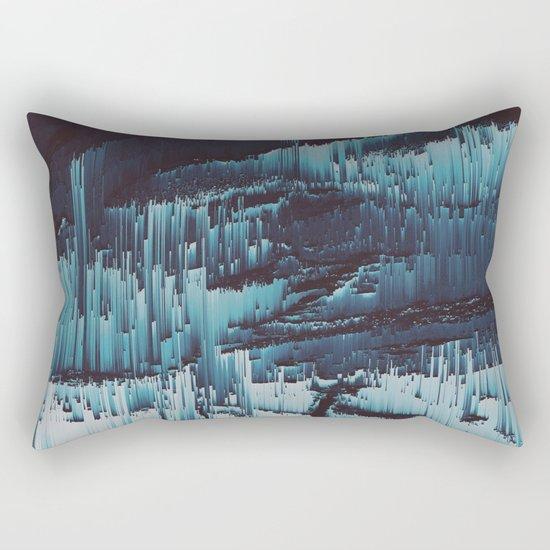 Harsh Rectangular Pillow