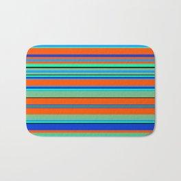 Stripes-005 Bath Mat
