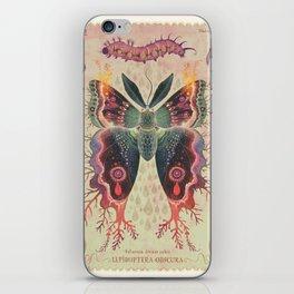 Saturnia divum orbis iPhone Skin