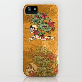 Real Poison iPhone Case