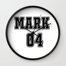 GOT 7 MARK TUAN Wall Clock