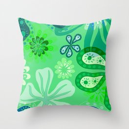 Pattern-014 Throw Pillow