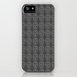 GraySkull iPhone Case