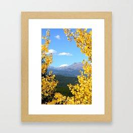 Colorado Wilderness  Framed Art Print