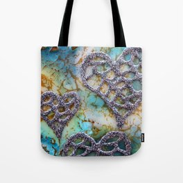 With Love... Tote Bag