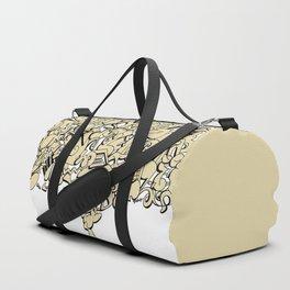 Syllabary Duffle Bag