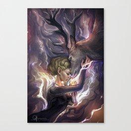 Queen of Terrasen. Canvas Print