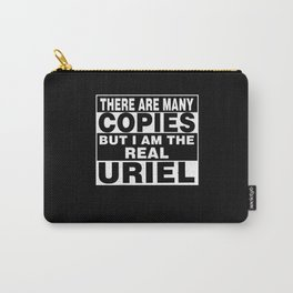 I Am Uriel Funny Personal Personalized Fun Carry-All Pouch
