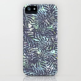 Jungle zeepra iPhone Case