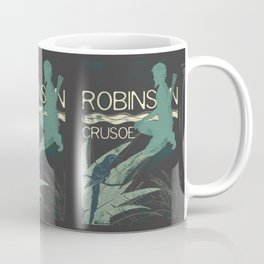 Books Collection: Robinson Crusoe Coffee Mug