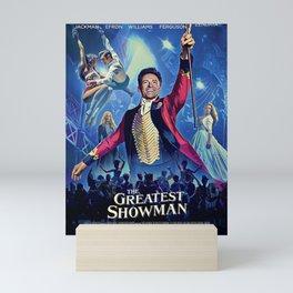 The Greatest Showman Poster Mini Art Print