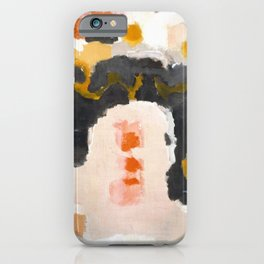 Mark Rothko - Untitled - 1947 Artwork iPhone Case