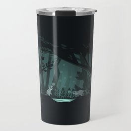 Chasing fireflies Travel Mug
