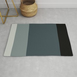 Contemporary Color Block IX Rug