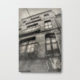 The old alley #2 Metal Print