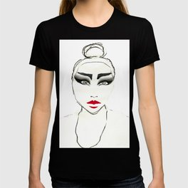 Siouxsie Sioux Inspired T-shirt