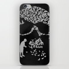 Pigeonholed iPhone & iPod Skin