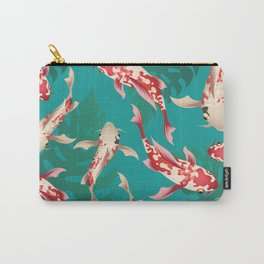 Mysterious coi Carry-All Pouch