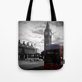 Sightseeing-London Tote Bag