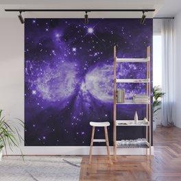 Star Angel Ultra-Violet Wall Mural