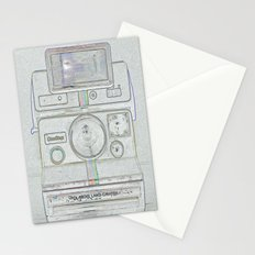 Shake It Like A Polaroid Picture Redux Stationery Cards