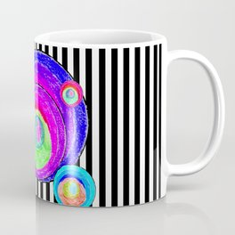 My inner secret geometry   by Elisavet #society6 Coffee Mug