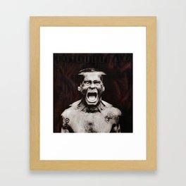 snillor Framed Art Print