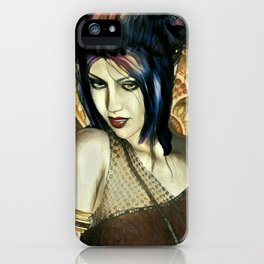 Ancient Princess Fantasy Art iPhone Case